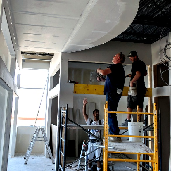 Drywall Taping Okotoks